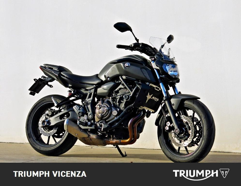 Yamaha MT-07 ABS