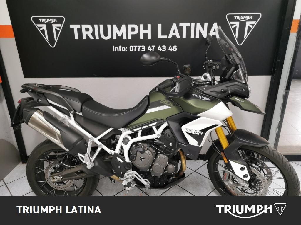 Triumph Tiger 900 Rally