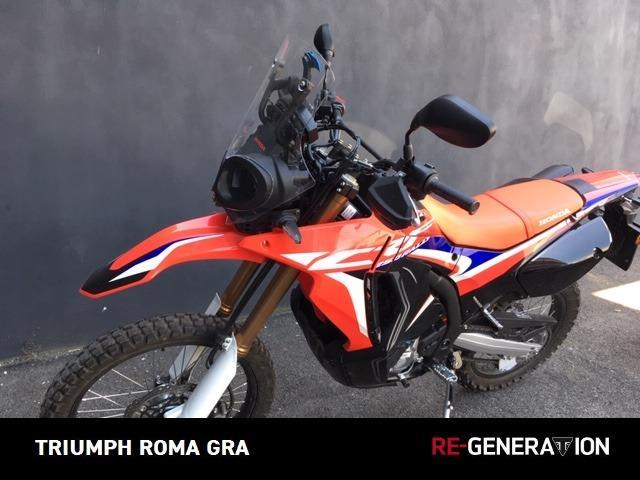 Honda CRF 250 Rally ABS