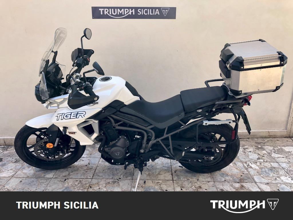 Triumph Tiger 800 XRx ABS Low Seat