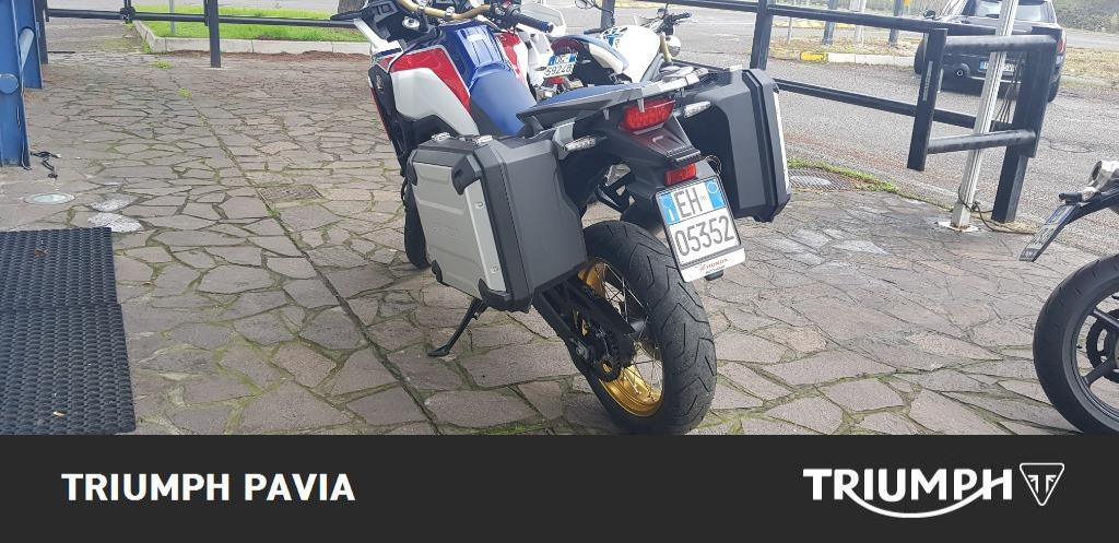 Honda CRF1000L Africa Twin ABS DCT Tricolour