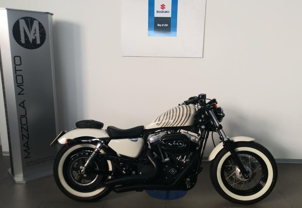 Harley-Davidson Sportster 1200 XL 1200X Forty Eight